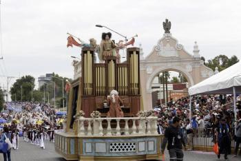 Por segunda vez desde 1953, Puebla cancela el desfile del 5 de mayo