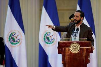 """Bukele se mofa de legislador """"todo es dictadura para ellos"""""""
