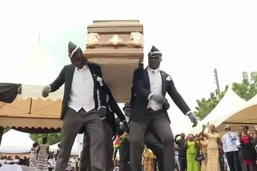 Video: Bailarines ghaneses agradecen al personal de salud y te recuerdan quedarte en casa