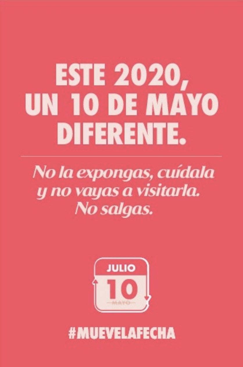 Propone el Gobierno de la CDMX celebrar el Día de las Madres en julio