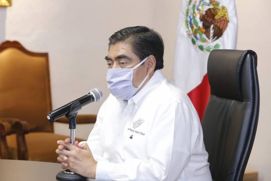 Se Amplía red de hospitales en Puebla, informa Barbosa