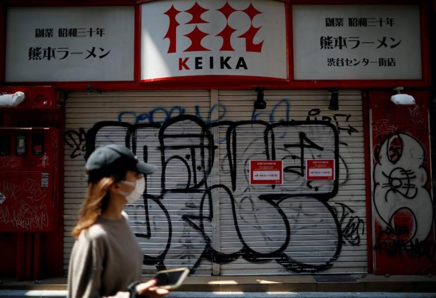 Japón analizará cada semana levantamiento de estado de emergencia