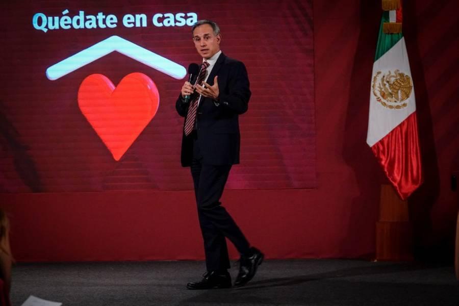 Pese a la pandemia, se puede donar sangre en forma segura: López-Gatell