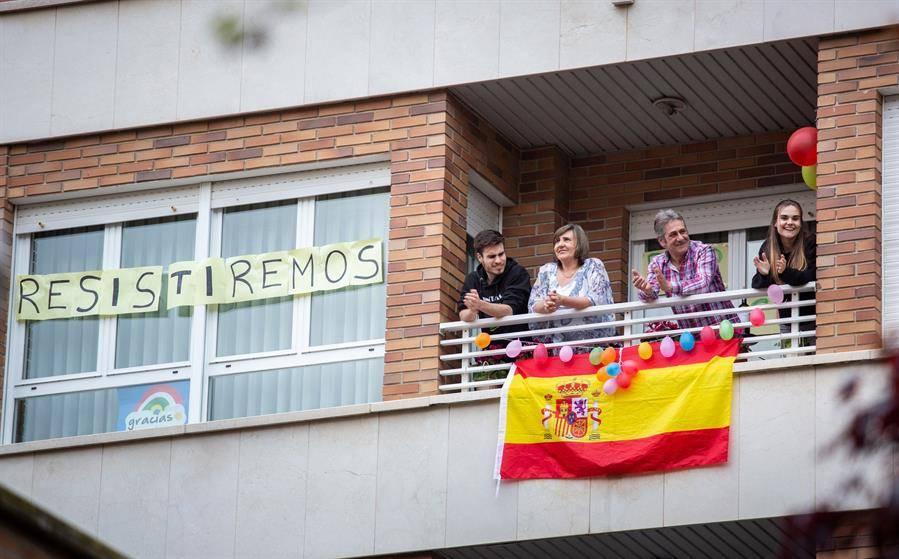 España declarará luto oficial cuando entre en fase 1 de desescalada