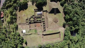 Hace 1500 años: Tingambato