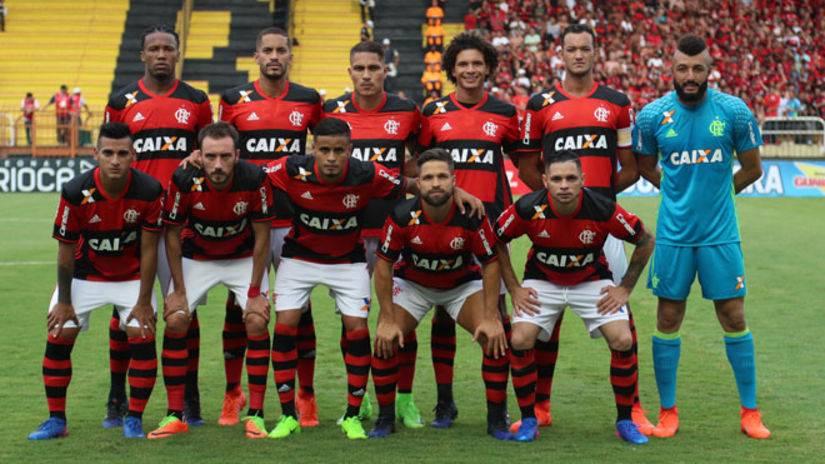 El Flamengo confirmó 38 personas infectadas y 1 muerte por COVID-19