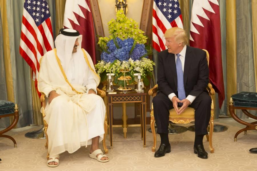 Qatar envía ayuda a Estados Unidos