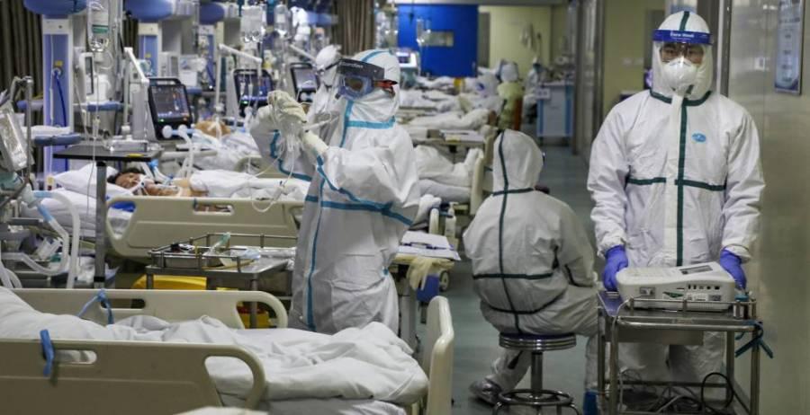 De 54 hospitales en la capital 30 están saturados