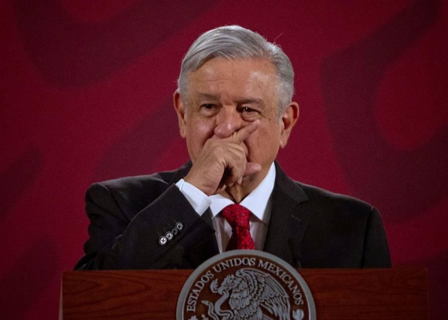 Sí hubo investigaciones contra García Luna en la SFP pero lo encubrieron: AMLO