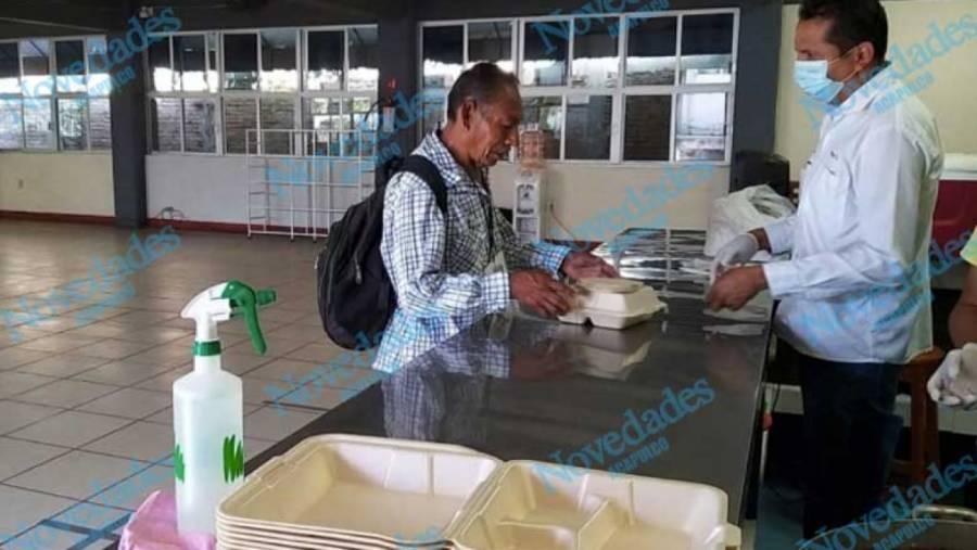 Mantienen abiertos comedores universitarios en Guerrero