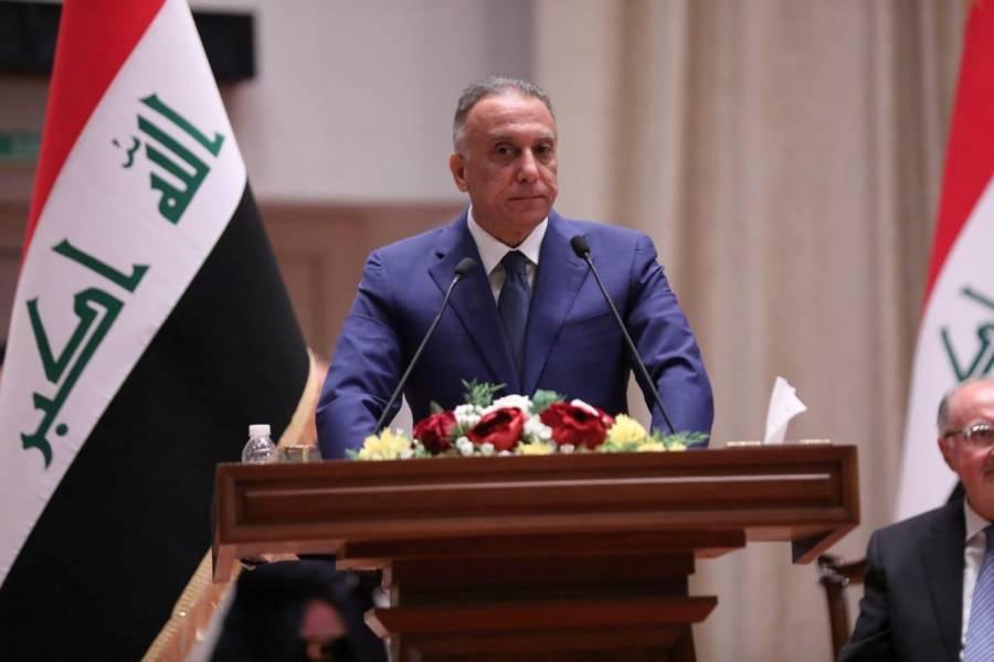 Aprueba parlamento iraquí proyecto de gobierno de Al-Kadhimi