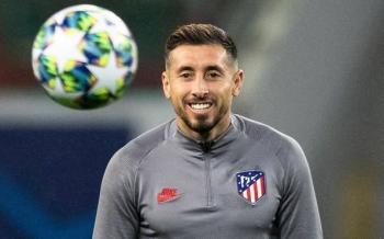 Héctor Herrera dice que el mejor jugador mexicano es Cuauhtémoc Blanco