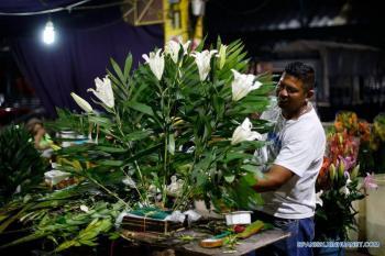 Central de Abastos suspende Venta de la Flor en Mayo