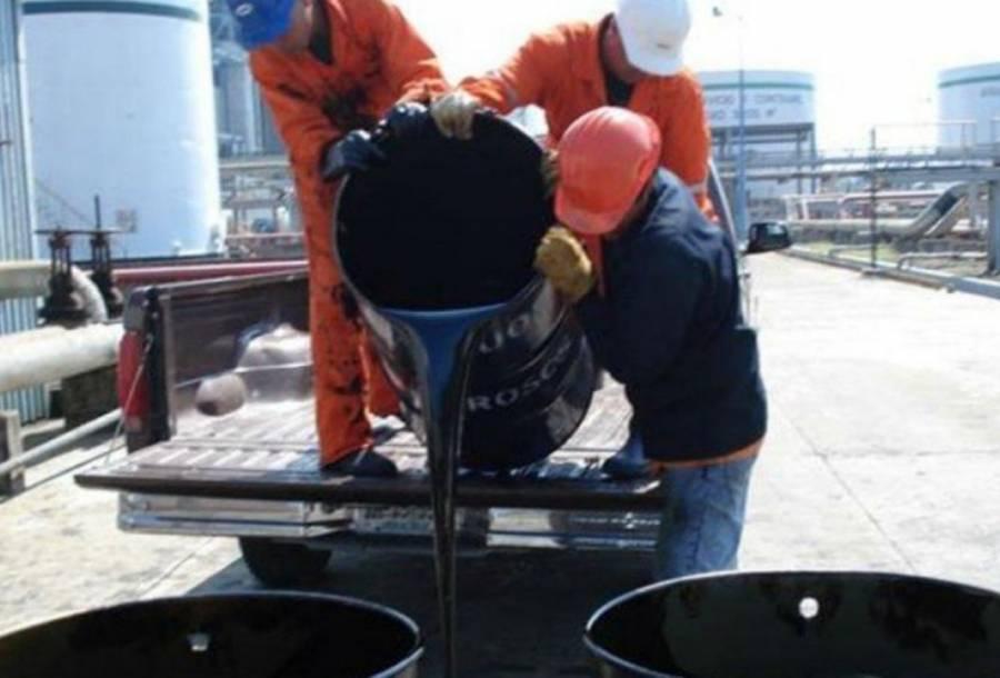 La mezcla mexicana de petróleo gana un 3.7 por ciento y cierra en 21.89 USD