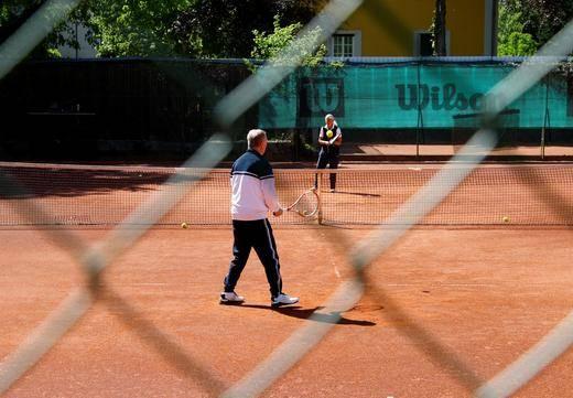 Arranca primer torneo de tenis desde pandemia de Covid-19