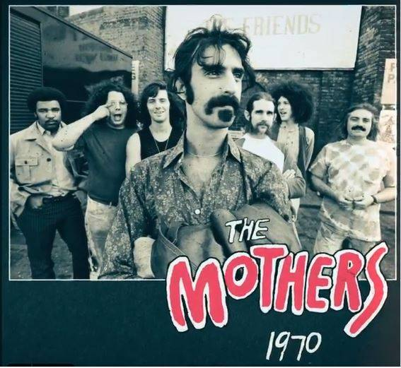 Material Inédito de Frank Zappa y The Mothers