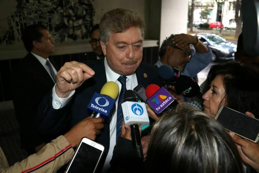 Catean casa de ex gobernador de Baja California, lo acusan peculado