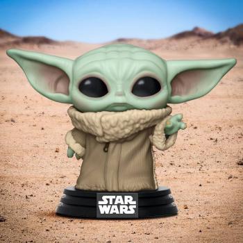 Podrían retrasarse juguetes de Baby Yoda