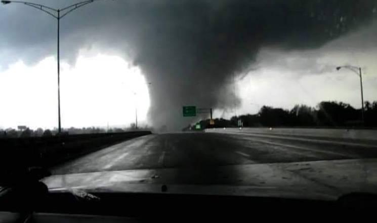 Frente Frío, origen de los tornados en Nuevo León y Puebla