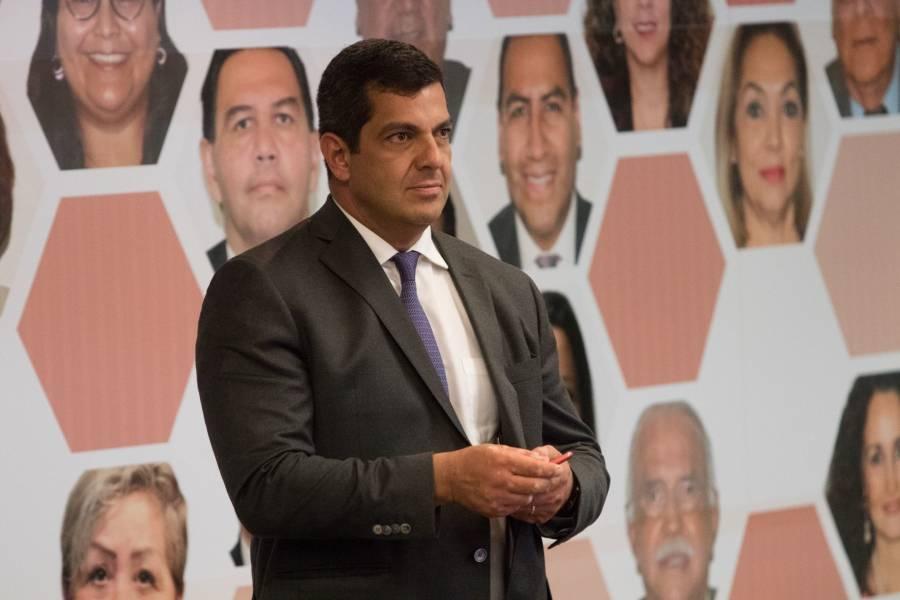Ricardo Peralta, subsecretario de Gobernación, da positivo por Covid-19