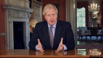 Explica Johnson a Reino Unido el cómo de su retorno a la normalidad