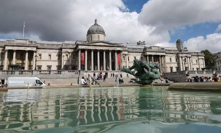 La Galería Nacional de Londres y sus 196 años de historia