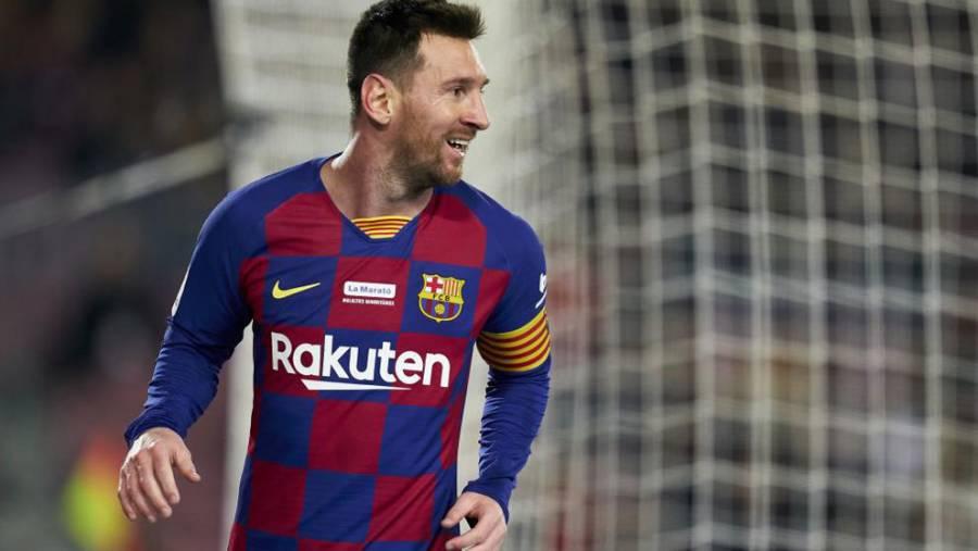 500 mil euros dona Lionel Messi a hospitales en Argentina
