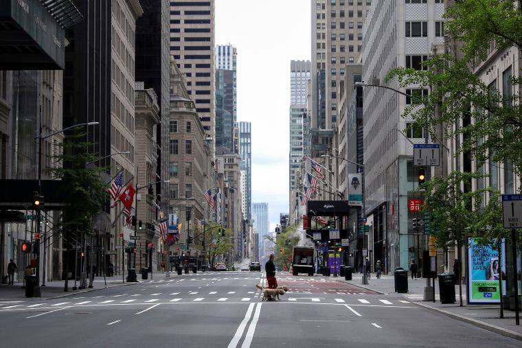 Nueva York regresará a las calles el 15 de mayo