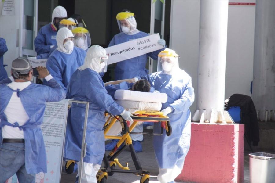 México enfrenta pandemia con déficit de enfermeros