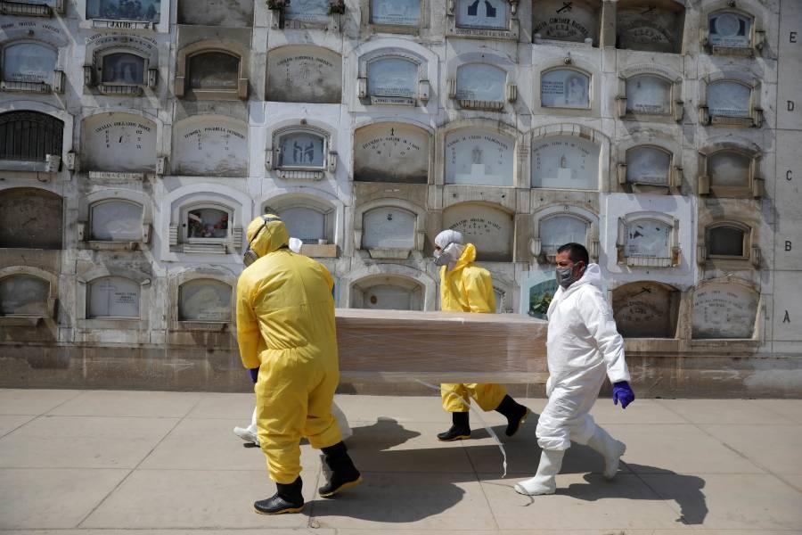 """América Latina vive """"lo peor de la pandemia"""""""