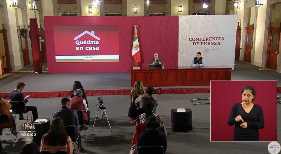 Para el país no es conveniente mantener una intensidad de confinamiento generalizada: López-Gatell