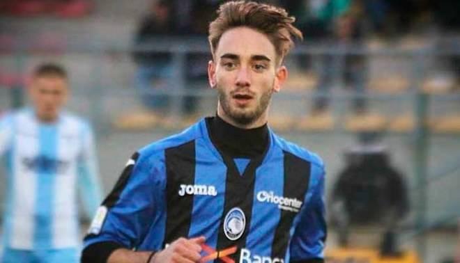 Futbolista Andrea Rinaldi fallece a los 19 años de edad