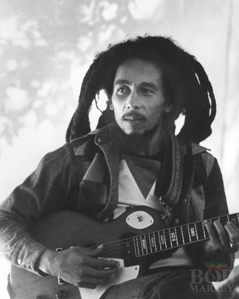 El legado de Bob Marley