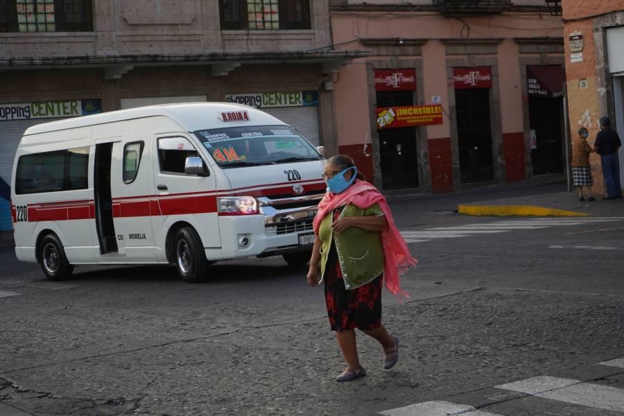 En Michoacán, ascienden a 70 los fallecimientos por Covid-19
