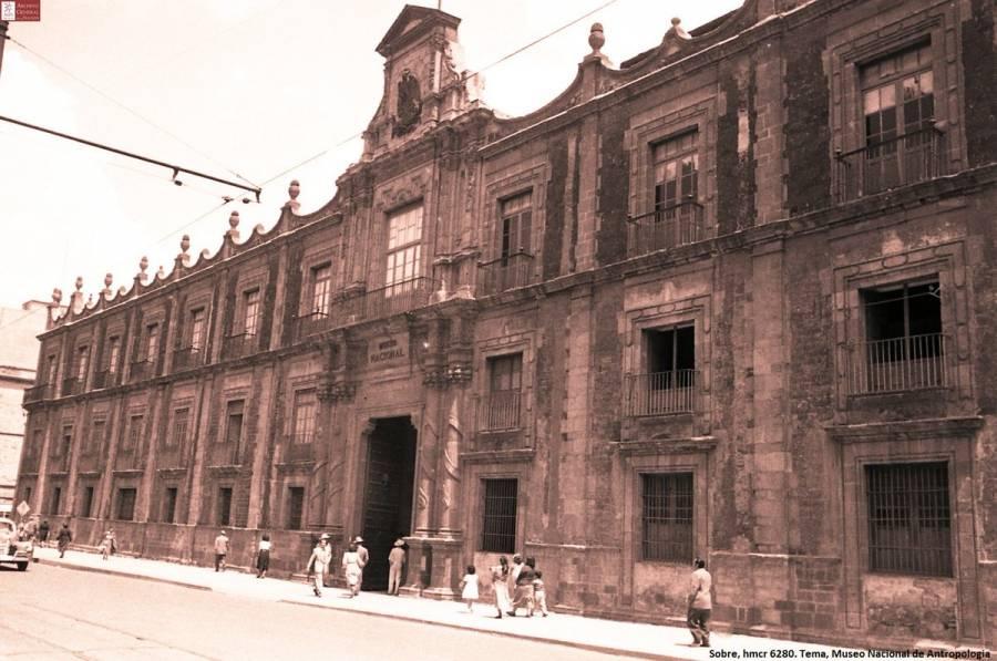 Antigua Casa de Moneda/Museo Nacional de las Culturas