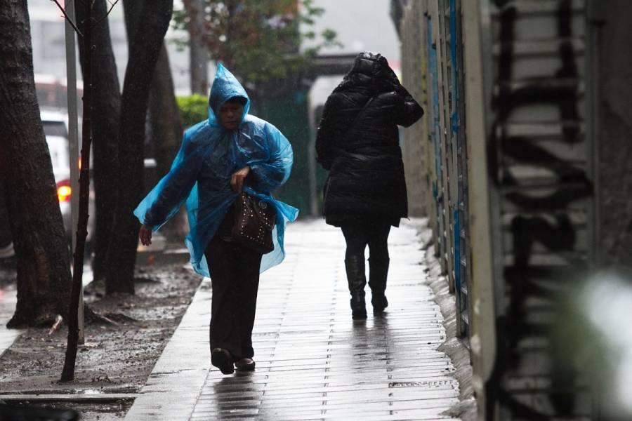 Prevén fuertes lluvias en mayor parte del país