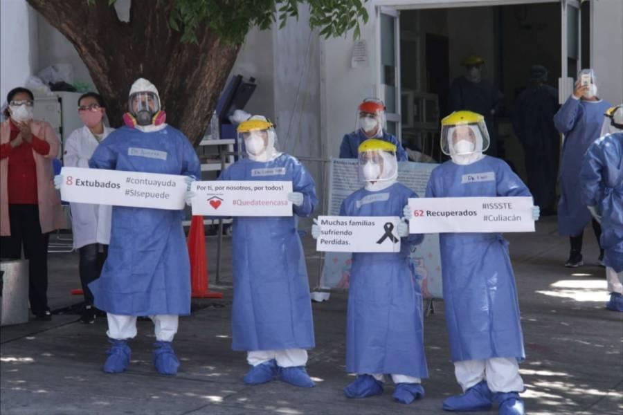 México sin enfermeras y enfermeros suficientes para atender la crisis sanitaria