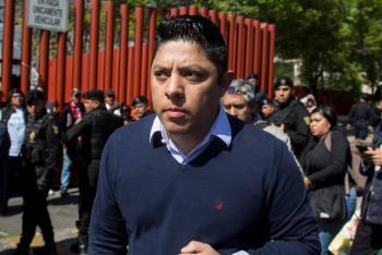 El diputado federal Ricardo Gallardo denunció intento de espionaje en su domicilio; pide a autoridades garantizar seguridad