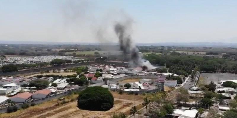 Se registra intento de motín en Centro de Reinserción Social de Colima