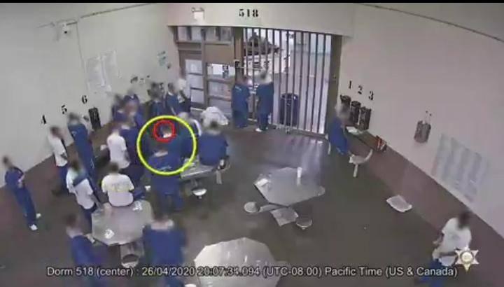 Presos buscan contagiarse de Covid-19 para ser liberados