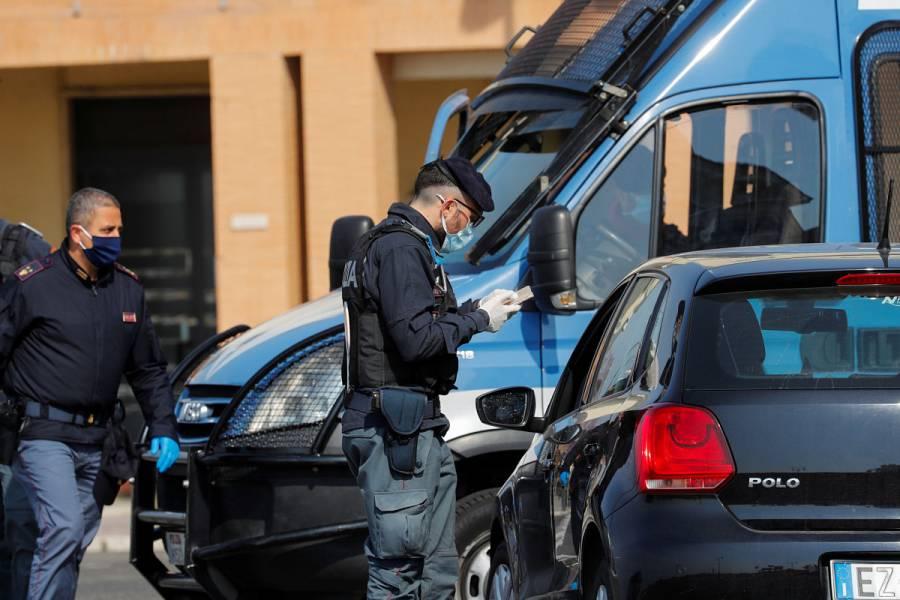 Arrestados 91 miembros de la Cosa Nostra por aprovecharse de pandemia