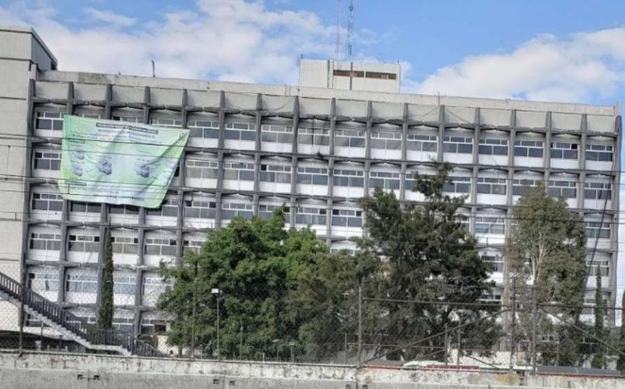 Finalizan derrumbe de hospital IMSS Zaragoza