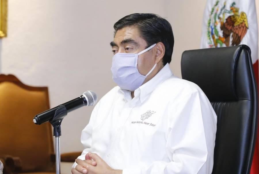 Miguel Barbosa descarta regreso a clases el 1 de junio en Puebla