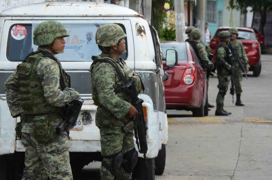 Alfonso Durazo defiende el acuerdo sobre las Fuerzas Armadas