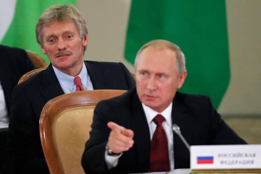 Portavoz de Putin da positivo a Covid-19