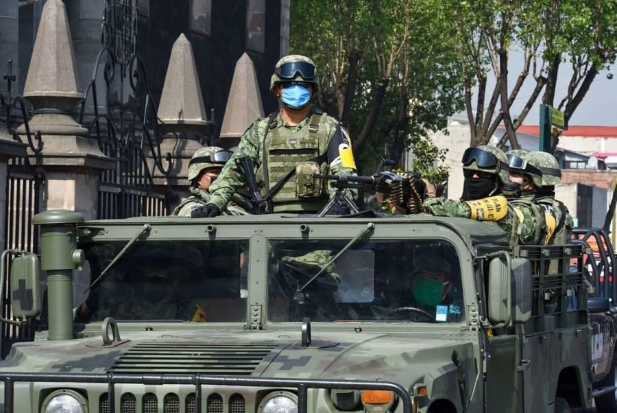 Gobernadores del PAN revisarán decreto sobre Fuerzas Armadas