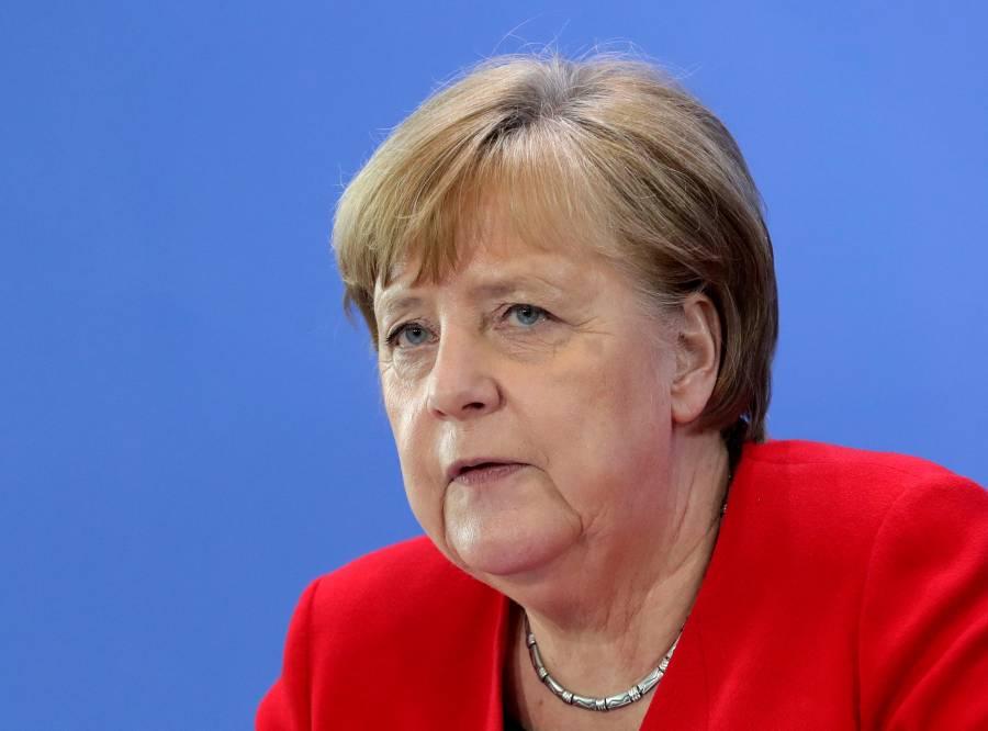 Alemania debe ayudar a países de la UE tras el Covid-19: Merkel