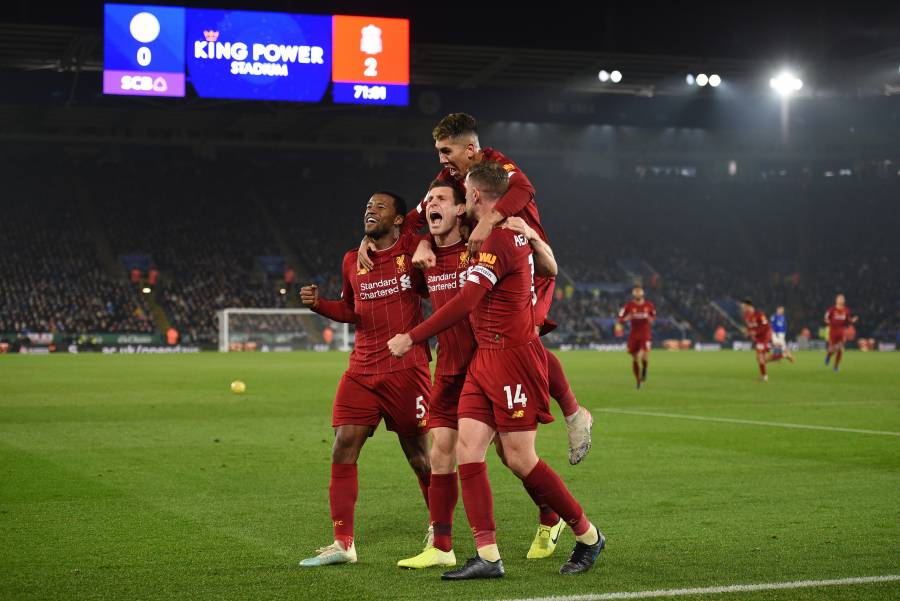 A dos juegos de coronar al Liverpool, hay luz verde en la Premier