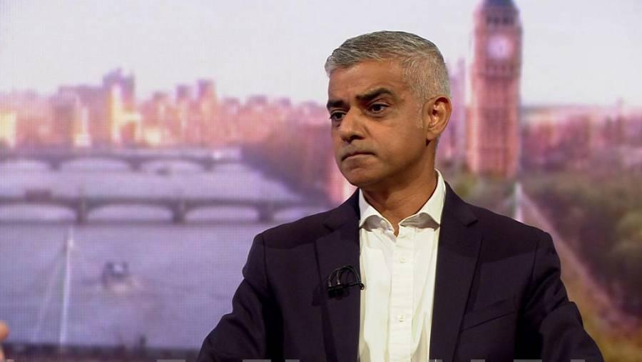 Alcalde de Londres, en contra del regreso de la Premier League