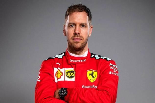 Sebastian Vettel se va de la Scudería Ferrari al final de la temporada 2020